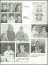 1992 Oak Hill High School Yearbook Page 50 & 51