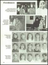 1992 Oak Hill High School Yearbook Page 56 & 57