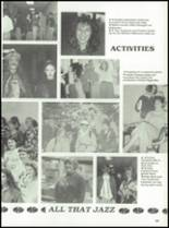 1992 Oak Hill High School Yearbook Page 72 & 73
