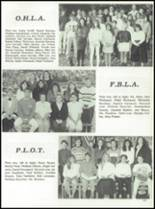 1992 Oak Hill High School Yearbook Page 74 & 75