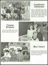 1992 Oak Hill High School Yearbook Page 76 & 77