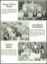 1992 Oak Hill High School Yearbook Page 78 & 79