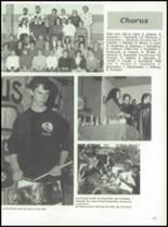 1992 Oak Hill High School Yearbook Page 80 & 81