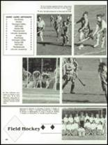 1992 Oak Hill High School Yearbook Page 92 & 93