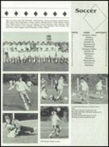 1992 Oak Hill High School Yearbook Page 94 & 95