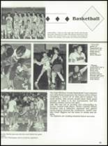 1992 Oak Hill High School Yearbook Page 102 & 103
