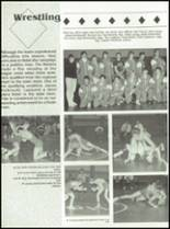 1992 Oak Hill High School Yearbook Page 104 & 105