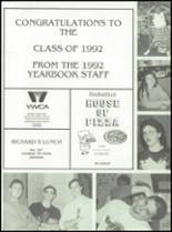 1992 Oak Hill High School Yearbook Page 120 & 121