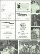 1992 Oak Hill High School Yearbook Page 122 & 123