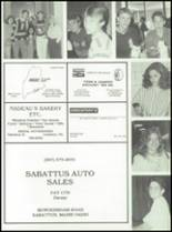 1992 Oak Hill High School Yearbook Page 124 & 125