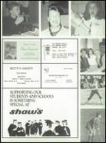 1992 Oak Hill High School Yearbook Page 130 & 131