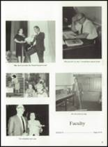 1970 Donora High School Yearbook Page 10 & 11