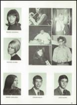1970 Donora High School Yearbook Page 18 & 19
