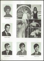 1970 Donora High School Yearbook Page 22 & 23