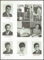 1970 Donora High School Yearbook Page 24 & 25