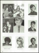 1970 Donora High School Yearbook Page 26 & 27