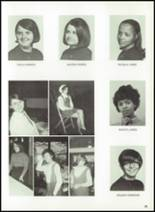 1970 Donora High School Yearbook Page 28 & 29
