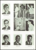 1970 Donora High School Yearbook Page 30 & 31