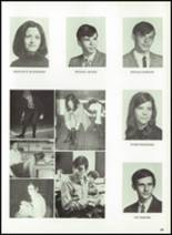 1970 Donora High School Yearbook Page 32 & 33