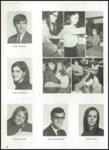 1970 Donora High School Yearbook Page 34 & 35