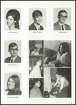 1970 Donora High School Yearbook Page 38 & 39