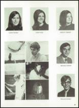 1970 Donora High School Yearbook Page 40 & 41