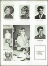 1970 Donora High School Yearbook Page 44 & 45