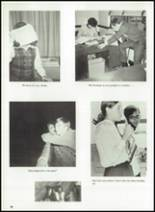 1970 Donora High School Yearbook Page 46 & 47