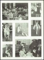1970 Donora High School Yearbook Page 54 & 55
