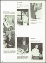 1970 Donora High School Yearbook Page 68 & 69