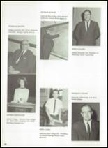 1970 Donora High School Yearbook Page 70 & 71
