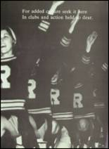 1970 Donora High School Yearbook Page 74 & 75