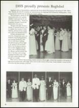 1970 Donora High School Yearbook Page 76 & 77