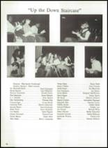 1970 Donora High School Yearbook Page 80 & 81