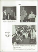 1970 Donora High School Yearbook Page 84 & 85