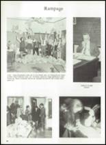 1970 Donora High School Yearbook Page 94 & 95