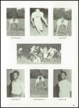 1970 Donora High School Yearbook Page 110 & 111