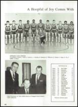 1970 Donora High School Yearbook Page 112 & 113