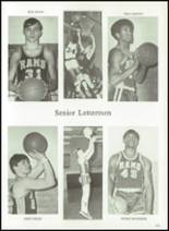 1970 Donora High School Yearbook Page 114 & 115
