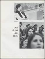 1970 Osbourn High School Yearbook Page 12 & 13