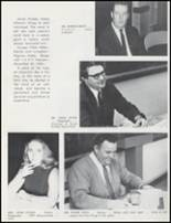 1970 Osbourn High School Yearbook Page 28 & 29