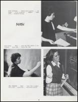 1970 Osbourn High School Yearbook Page 34 & 35