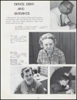 1970 Osbourn High School Yearbook Page 40 & 41