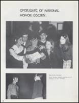 1970 Osbourn High School Yearbook Page 56 & 57