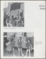 1970 Osbourn High School Yearbook Page 92 & 93