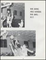 1970 Osbourn High School Yearbook Page 108 & 109