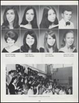 1970 Osbourn High School Yearbook Page 122 & 123