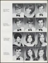 1970 Osbourn High School Yearbook Page 124 & 125