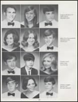 1970 Osbourn High School Yearbook Page 126 & 127
