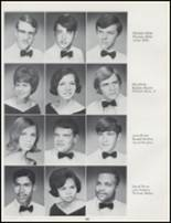 1970 Osbourn High School Yearbook Page 128 & 129